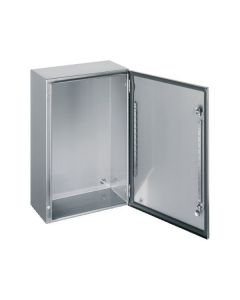 Spacial S3X - Enveloppe Compacte - Inox 304L - Finition Bros 1