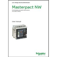 Compact Ns - Masterpact Nw - Notice Accessoires Appareil