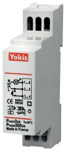 Yokis Minuterie Modulaire 500W